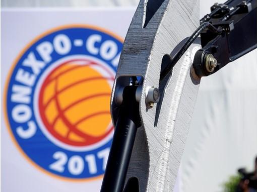2017 CONEXPO-CON/AGG