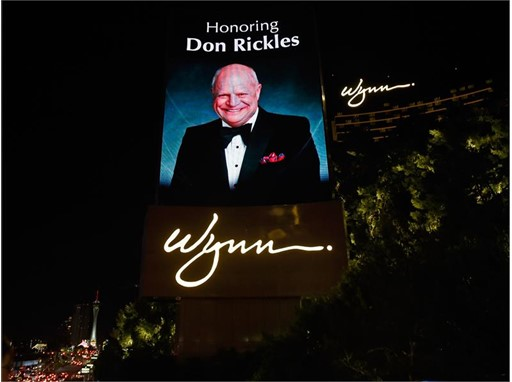 Don Rickles Marquee Tribute - Wynn Las Vegas