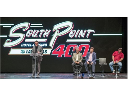 Ryan Growney, general manager of the South Point Hotel