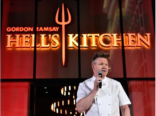 Gordon Ramsay - HELL'S KITCHEN Grand Opening
