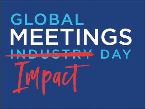 Global Meetings Impact Day logo