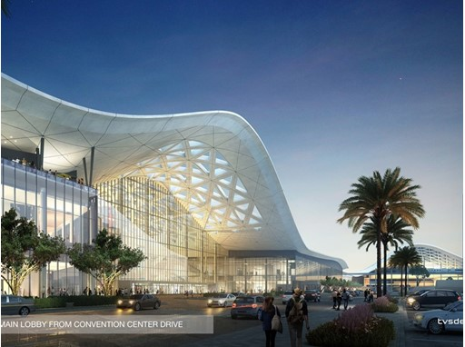 Las Vegas Convention Center District Phase Two Expansion