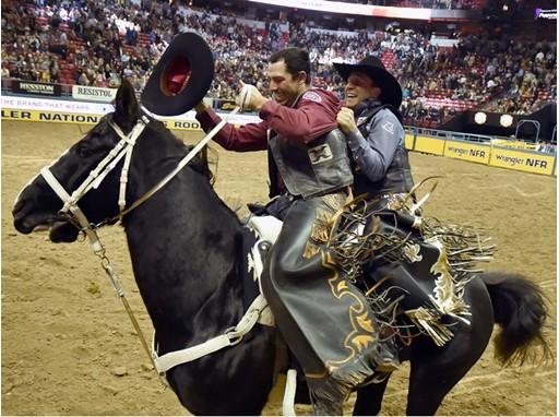 thenewsmarket com : Wrangler National Finals Rodeo in Las Vegas