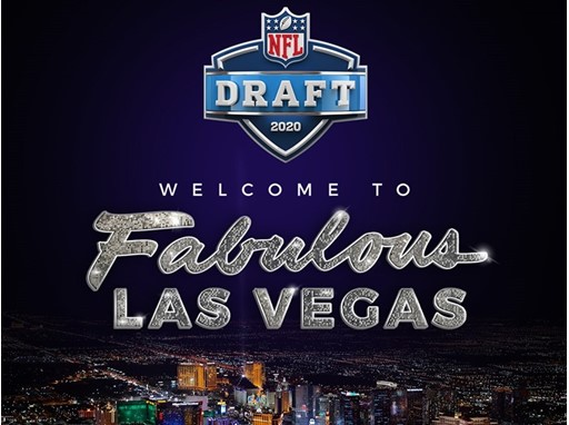 NFL Draft 2020 Welcome to Fabulous Las Vegas