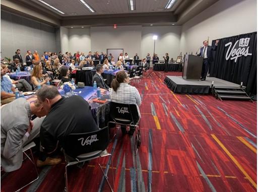 LVCVA : Las Vegas Gathers Top Business Leaders in