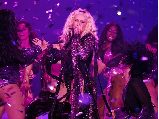 Christina Aguilera, Zappos Theater