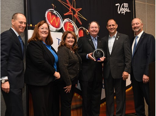 World Trade Center Las Vegas 10 Year Anniversary Award Presentation