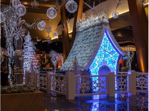 Winter Wonderland at ARIA Resort & Casino