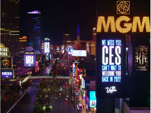 CES Marquee Takeover