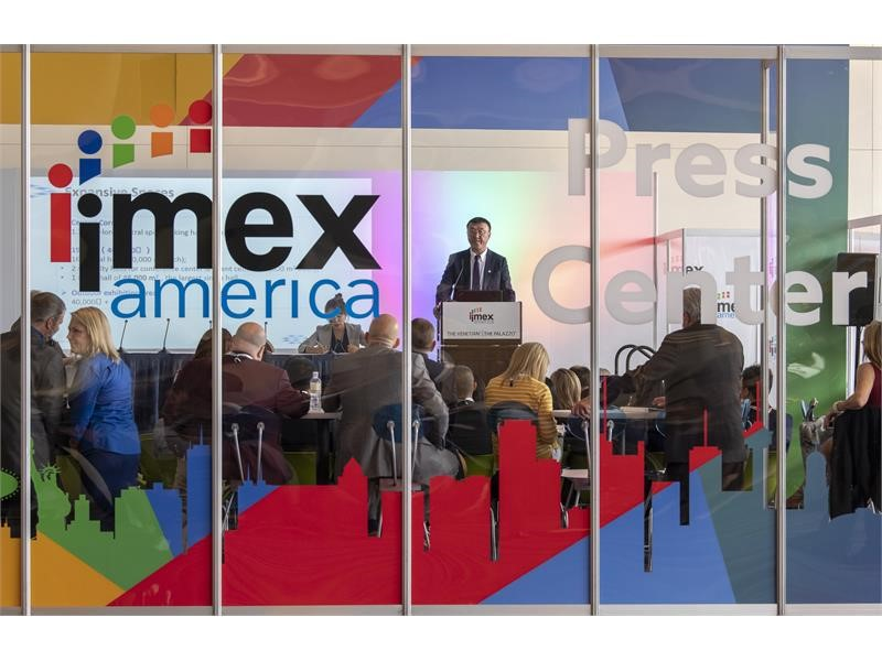 LVCVA : IMEX America Continues Setting Records in Las Vegas
