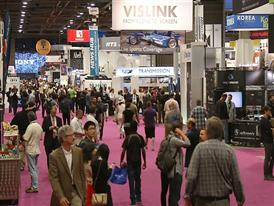 NAB Show Launches in Las Vegas with Celebrities and Television Personalities