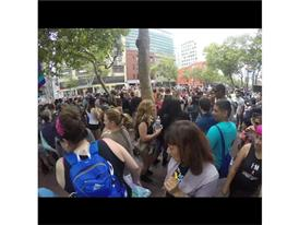 Las Vegas at San Francisco Pride Parade