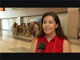 McCarran International Airport Welcomes Mexican Tourists to Las Vegas for El Grito