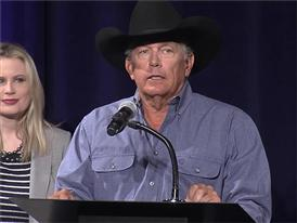Las Vegas Welcomes George Strait