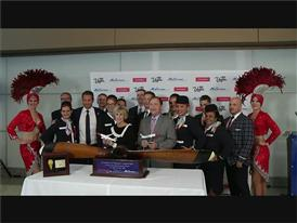 Las Vegas Celebrates New Air Service From Norwegian Air