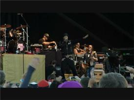Kid Rock Performs at the Rock 'n' Roll Las Vegas Marathon