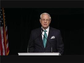 Commission on Presidential Debates Co-Chair, Frank Fahrenkopf Helps Bring Presidential Debate to Las Vegas