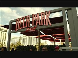 Beer Park Opens at the Paris Las Vegas