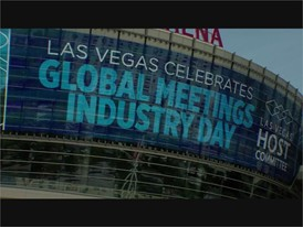 Global Meetings Industry Day Comes to the T-Mobile Arena in Las Vegas