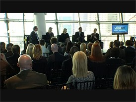 Global Meetings Industry Day Panel Discussion in Las Vegas