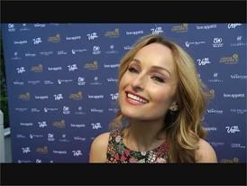 Giada De Laurentiis Wows Her Culinary Peers At Vegas Uncork'd in Las Vegas