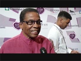 Herbie Hancock Helps Honor Tony Bennett at Power of Love Gala