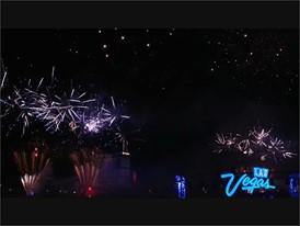 Pre-implosion fireworks