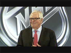 New NHL Owner Bill Foley Talks About Bringing Hockey to Las Vegas