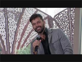 Ricky Martin Becomes Resident Headliner in Las Vegas