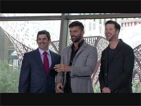 Ricky Martin Announces New Act in Las Vegas
