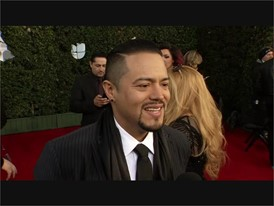 Andy Vargas at the Latin Grammys