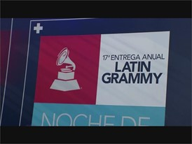 The Latin Grammys Red Carpet B-Roll