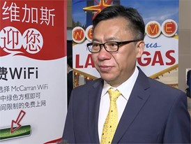 MANDARIN LANGUAGE SOUNDBITE Mr. Hou Wei, Senior Vice President of Hainan Airlines