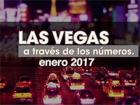 Las Vegas a traves de los numeros: enero 2017