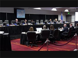 LVCVA Board Votes on NASCAR