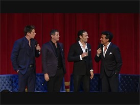 Il Divo Press Conference