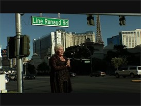 Line Renaud Road Sign Unveiling