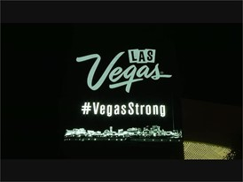 Vegas Strong Marquees Mid-Strip