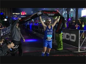 French Runner Wins Las Vegas Marathon