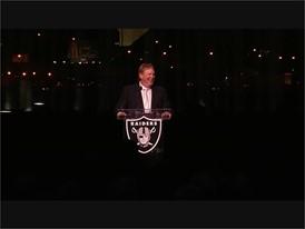 Raiders Owner Mark Davis soundbite
