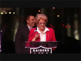 Las Vegas Mayor Carolyn G. Goodman soundbite