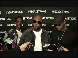 Vegas Strong Concert Red Carpet Boyz II Men Soundbite