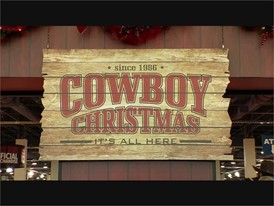 NFR Cowboy Christmas RAW VIDEO