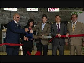 Viva Aerobus Press Conference Ribbon Cutting - RAW VIDEO