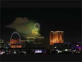 America's Party 2018 Fireworks - RAW South View