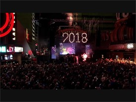 America's Party 2018 on Fremont Street - RAW