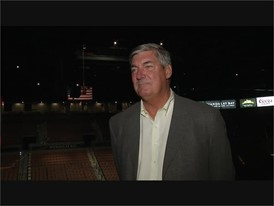 Bill Laimbeer Talks About Upcoming Season for Las Vegas Aces - RAW VIDEO