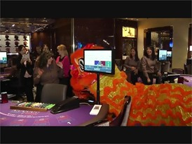 Chinese New Year at the Cosmopolitan of Las Vegas