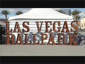 Las Vegas Ballpark Groundbreaking - RAW VIDEO