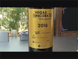 Vegas Uncork'd by Bon Appétit Opening Day - RAW VIDEO